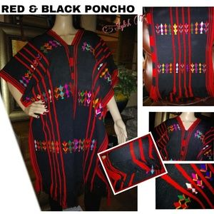 PONCHO Indian weave🎁